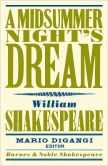 Book Cover Image. Title: A Midsummer Night's Dream (Barnes & Noble Shakespeare) (PagePerfect NOOK Book), Author: William Shakespeare