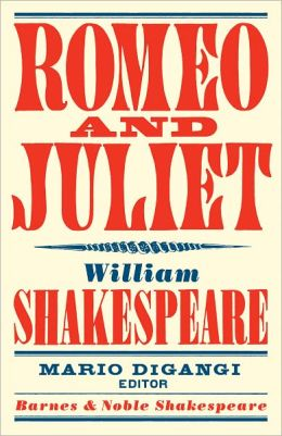 Romeo and Juliet (Barnes & Noble Shakespeare) (PagePerfect NOOK Book)