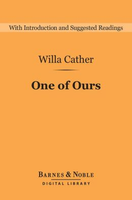 One of Ours (Barnes & Noble Digital Library)