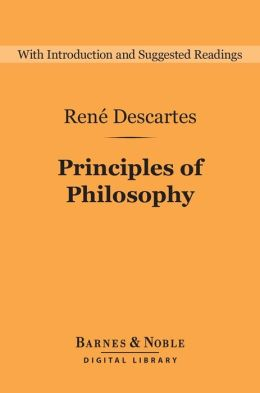 Principles of Philosophy (Barnes & Noble Digital Library)