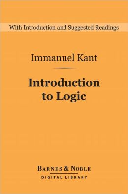 Introduction to Logic (Barnes & Noble Digital Library)