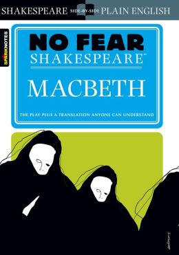 Macbeth (No Fear Shakespare) (PagePerfect NOOK Book)