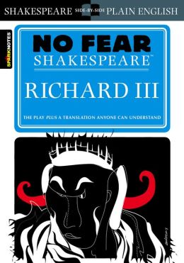Richard III (No Fear Shakespeare) (PagePerfect NOOK Book)
