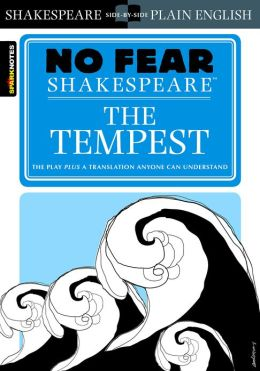 Tempest (No Fear Shakespeare) (PagePerfect NOOK Book)