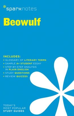 Beowulf (SparkNotes Literature Guide Series)