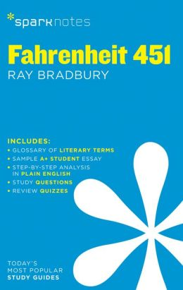 Fahrenheit 451 (SparkNotes Literature Guide Series)