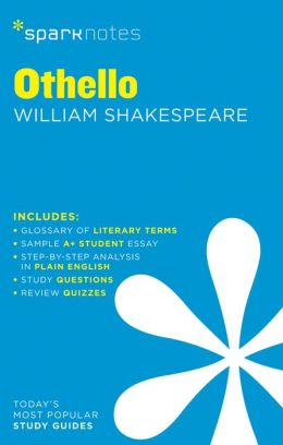 Othello (SparkNotes Literature Guide Series)