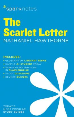 The Scarlet Letter (SparkNotes Literature Guide Series)