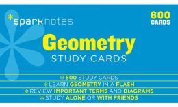 Geometry SparkNotes Study Cards