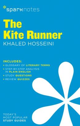 The Kite Runner (SparkNotes Literature Guide Series)