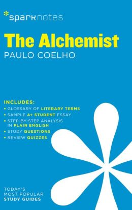 The Alchemist (SparkNotes Literature Guide Series)