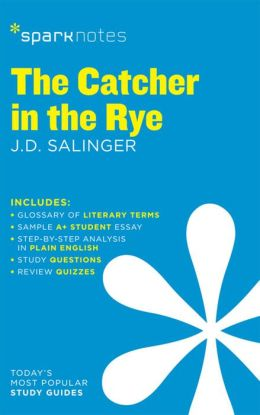 The Catcher in the Rye (SparkNotes Literature Guide Series)