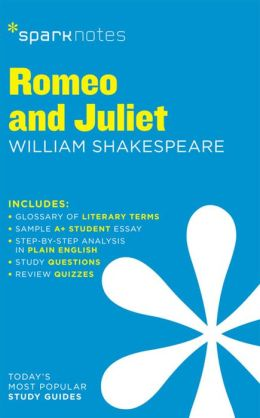 Romeo and Juliet (SparkNotes Literature Guide Series)