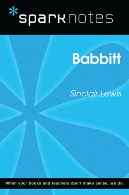 Babbitt (SparkNotes Literature Guide)