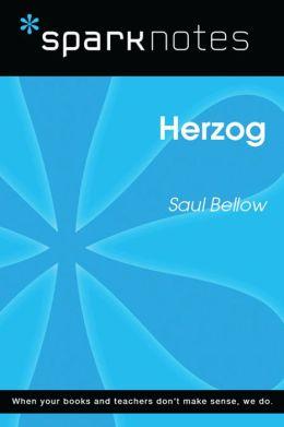Herzog (SparkNotes Literature Guide)