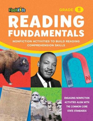 Reading Fundamentals: Grade 5: Nonfiction Activities to Build Reading Comprehension Skills