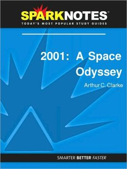 2001: A Space Odyssey (SparkNotes Literature Guide Series)