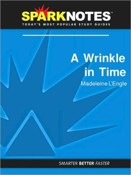 A Wrinkle in Time (SparkNotes Literature Guide Series)