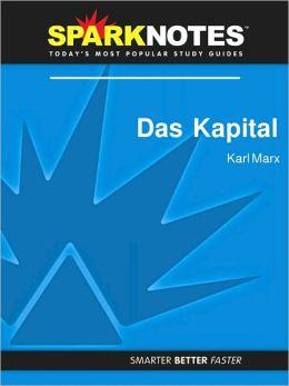 Das Kapital (SparkNotes Philosophy Guide)