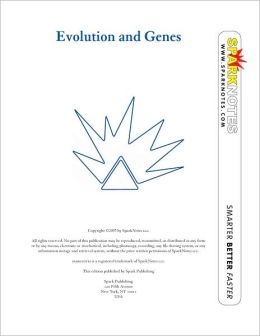 Evolution and Genes (SparkNotes Psychology Guide Series)