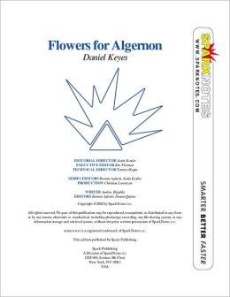 Flowers for Algernon (SparkNotes Literature Guide Series)