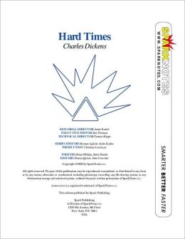 Hard Times (SparkNotes Literature Guide)