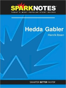Hedda Gabler (SparkNotes Literature Guide Series)