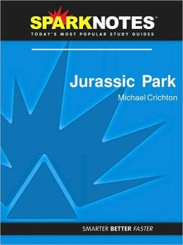 Jurassic Park (SparkNotes Literature Guide Series)