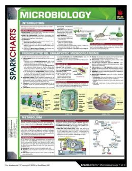 Microbiology (SparkCharts)