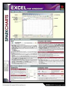 Microsoft Excel 2003 for Beginners (SparkCharts)