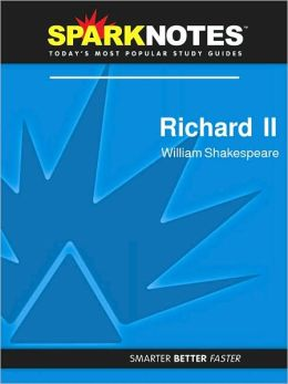 Richard II (SparkNotes Literature Guide Series)
