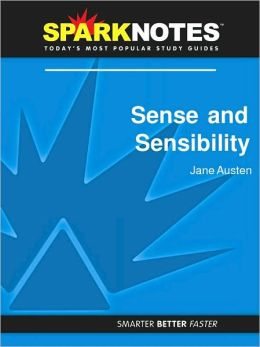 Sense and Sensibility (SparkNotes Literature Guide Series)
