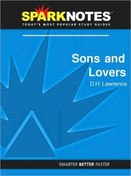 Sons and Lovers (SparkNotes Literature Guide Series)
