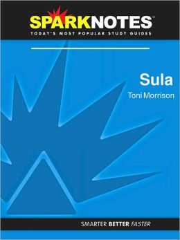Sula (SparkNotes Literature Guide Series)