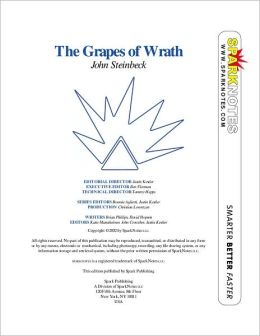 Grapes of Wrath (SparkNotes Literature Guide)