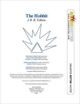Hobbit (SparkNotes Literature Guide)