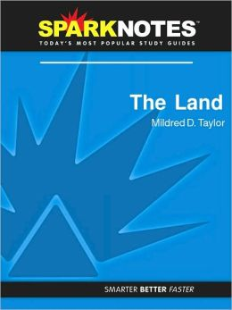 The Land (SparkNotes Literature Guide Series)