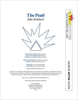 The Pearl (SparkNotes Literature Guide Series)