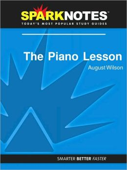 The Piano Lesson (SparkNotes Literature Guide Series)