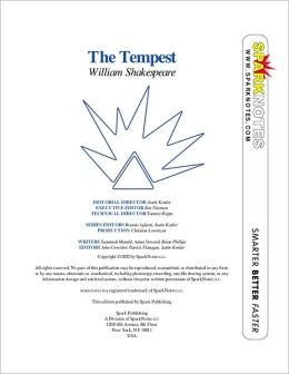 Tempest (SparkNotes Literature Guide)