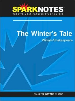 The Winter's Tale (SparkNotes Literature Guide Series)