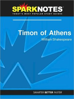Timon of Athens (SparkNotes Literature Guide Series)