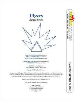 Ulysses (SparkNotes Literature Guide Series)