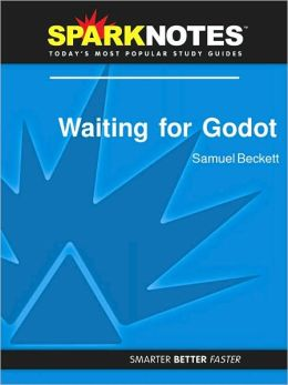 Waiting for Godot (SparkNotes Literature Guide Series)
