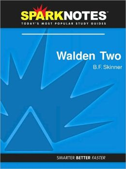 Walden Two (SparkNotes Literature Guide Series)
