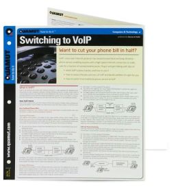 Switching to VoIP (Quamut)