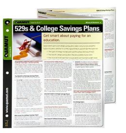 529s and College Savings Plans (Quamut)