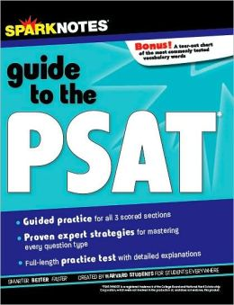 SparkNotes Guide to the PSAT (SparkNotes Test Prep)
