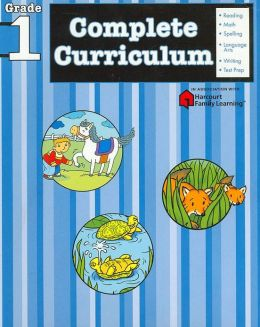 Complete Curriculum: Grade 1 (Flash Kids Complete Curriculum Series)