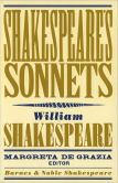 Book Cover Image. Title: Sonnets (Barnes & Noble Shakespeare), Author: William Shakespeare